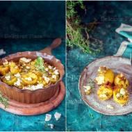 Pikantne ziemniaczki zapiekane z rokpolem / Spicy baked potatoes with Rokpol