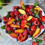 Sałatka owocowa - bomba letnich witamin