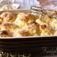 Karafijoły smażone (kalafior zapiekany) – kuchnia galicyjska