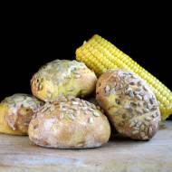 Bułki kukurydziane