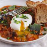 Idealne jajka w koszulce / Poached eggs