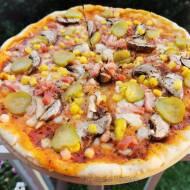 Pizza – ciasto na pizzę