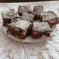 Witajcie -kto z was pamięta to ciasto fale Dunaju -przepis pochodzi z maminego zeszytu
