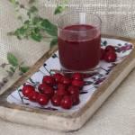 Kwas wiśniowy - napój naturalnie gazowany i orzeźwiający