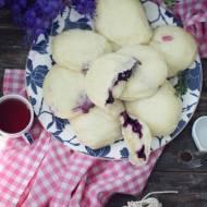 Jagodzianki – Parowce z jagodami
