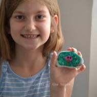 Zajmujemy dzieci #4: dekorujemy kamienie...