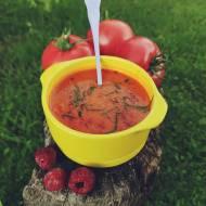 Krem pomidorowy malinowe love