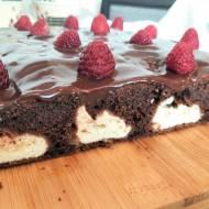Ciasto ekspresowe z niespodzianką