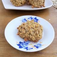 Ciasteczka owsiane w 5 minut / 5 Minute Oatmeal Cookies