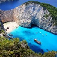 Wakacje w Grecjii i moussaka