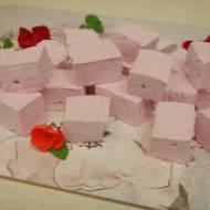 Domowe pianki  marshmallow - delikatne puszyste i słodziutkie 😋😋😋