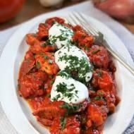Gulasz węgierski z indyka (pikantny)