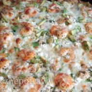 Pizza krewetkowa