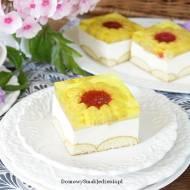 ciasto margerytka bez pieczenia