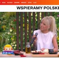 """MÓJ KOLEJNY WYSTĘP W """"PYTANIE NA ŚNIADANIE"""" TVP2 – opowieści o Hiszpanii"""