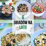 6 obiadów na lato