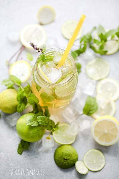 Ice tea – domowa mrożona herbata
