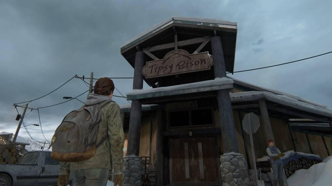 Kanapka ze stekiem, jarmużem i karmelizowaną cebulą – The Last of Us 2
