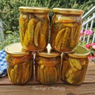 Ogórki wujaszka (z chilli i czosnkiem)