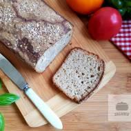 Orkiszowy chleb z kefirem na zakwasie