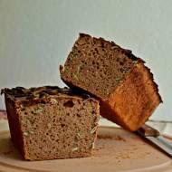 Ciemny chleb z dynią na zakwasie (bez drożdży)