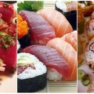 Najpopularniejsze rodzaje sushi