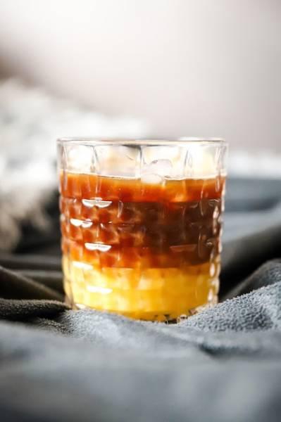 Orange Freshpresso, czyli pomarańczowe espresso