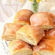Bułeczki z serem i lukrem