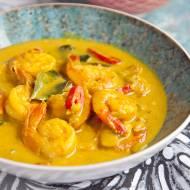 Krewetki w sosie curry. Pyszne orientalne danie prościej niż myślisz. PRZEPIS