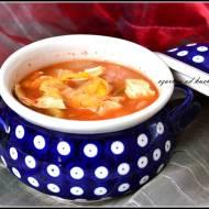 Lekka zupa z kurczakiem