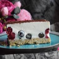Ciasto bez pieczenia z owocami
