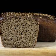 Rosyjski chleb żytni z zaparką w 3 dni od zera