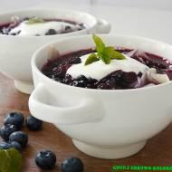 Zupa jagodowa - chłodnik jagodowy