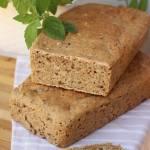 Chleb na zakwasie żytnim (wegański)