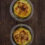 Suszone plastry cukinii w oliwie do słoików