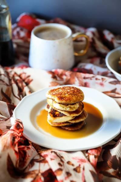 Fluffy pancakes, czyli lekkie jak chmurka placuszki