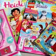 Heidi i LEGO Friends, czyli kolejne nowości dla dziewczynek od Blue Ocean