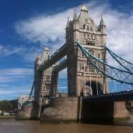 Turystyczny Londyn, znany i odwiedzany #1: Tower Bridge...