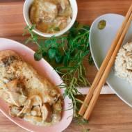 Filet drobiowy w sosie grzybowym