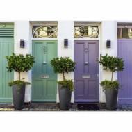 Duże donice ogrodowe – idealne do biura, ogrodu i salonu