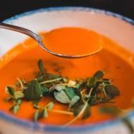 Gęsta zupa pomidorowa