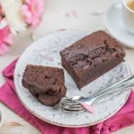 Babka czekoladowa z kakao i majonezem Kieleckim