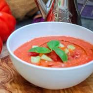 Klasyczny krem z pomidorów