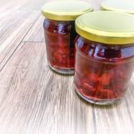 Domowy dżem wiśniowy