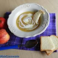 Duńska zupa jabłkowa - Aéblesuppe