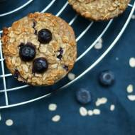Owsiane muffinki śniadaniowe