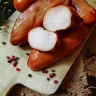 Wędzone piersi z kurczaka