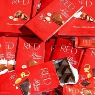 Czekolady i pralinki RED bez cukru oraz z obniżoną zawartością kalorii - recenzja