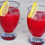 Lemoniada z arbuza i cytryny