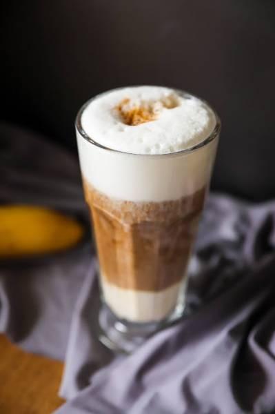 Banana coffee - kawa bananowa